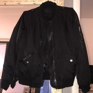 BLANKNYC Size Small Bomber - NEVER WORN!*